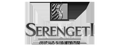 serengeti-b&w